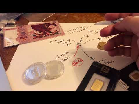 The Art of buying and selling gold and silver P1