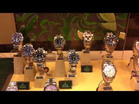 Rolex shop