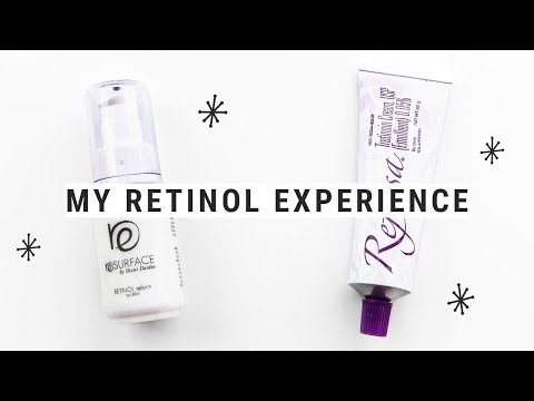 My Experience with Retinol & Retin-A