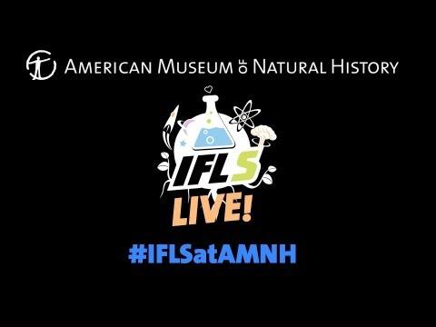 IFLS Live at AMNH