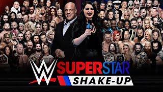 WWE Superstar Shake Up 2018 PREDICCIONES (Sorpresas - Debut