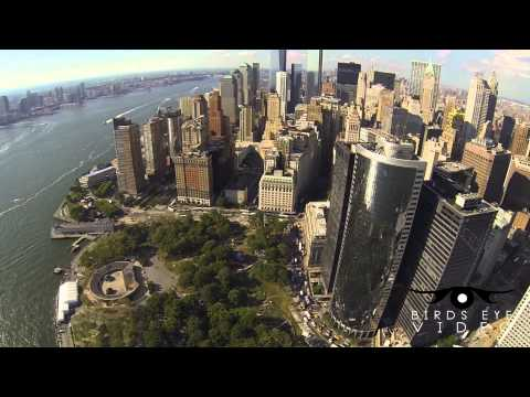 New York City Aerial Footage (2013)