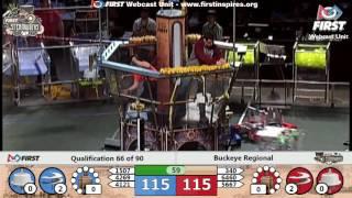 Qual 66 - 2017 Buckeye Regional