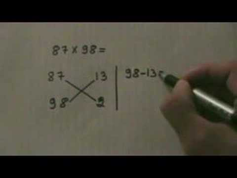 Extraordinary way to solve Math problem