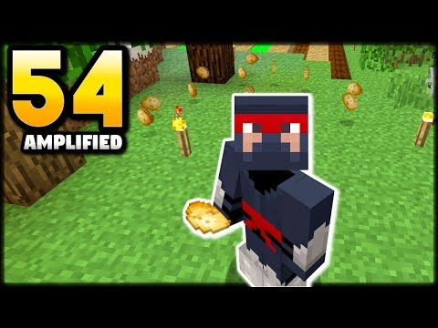 Minecraft PS4 Survival Episode 54 - POTATOES & CARROTS!!!- Edition Gameplay