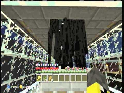 Minecraft Xbox 360- The End Enderman Farm!