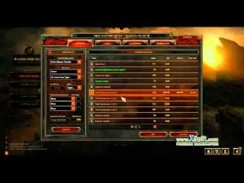 DIablo III  how to make 100,000 gold a day in the auction house!