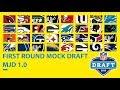 Full First Round 2019 Mock Draft MJD 10