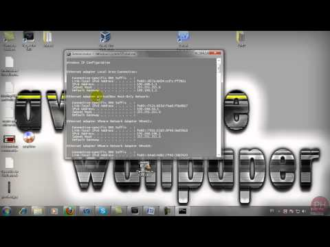 Command Prompt Basics - Find out Who's Stealing your Wi-Fi [Tutorial 5]