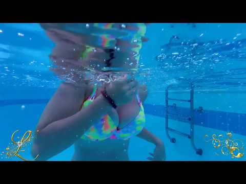 Training Breath holding and Swimming Underwater  GoPro
