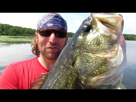 Bass Fishing with Topwater Frogs