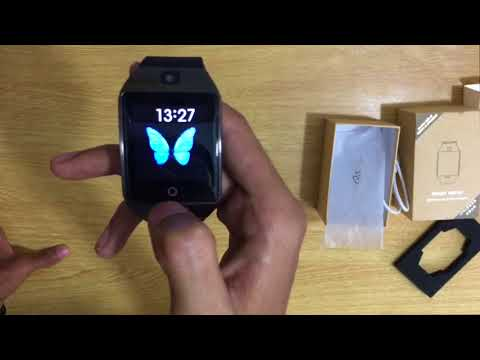 Q18 SMART WATCH UNBOXING AND REVIEW . IS IT WORTH BUYING .