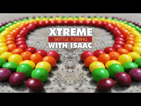 HS Xtreme Camp 2013 : Xtreme Skittle Throwing