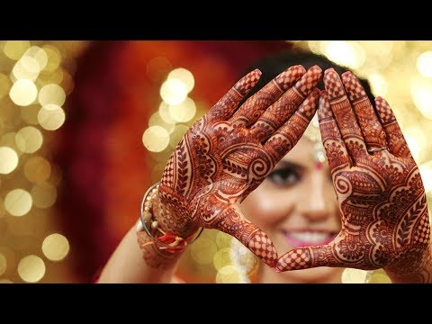 Latest Bridal Mehndi Designs – 2018