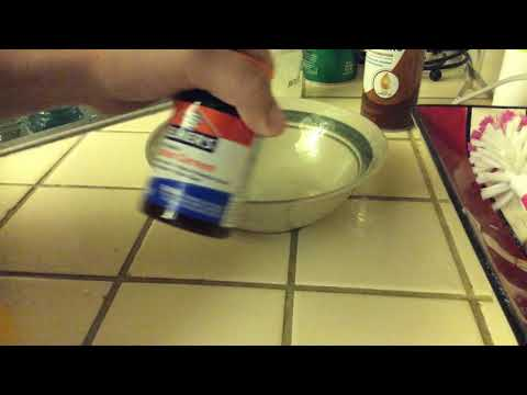 I tried making slime with Elmer's rubber cement