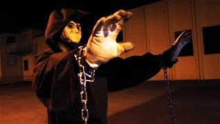 Telekinetic Priest Attack Scare Prank!