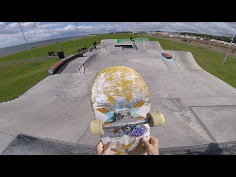 POV Skate Sesh - GoPro HERO4 Session