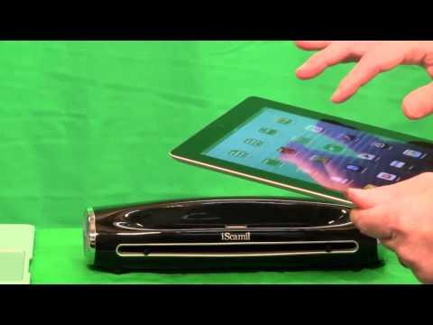 ipad in the classroom: using an iPad scanner.