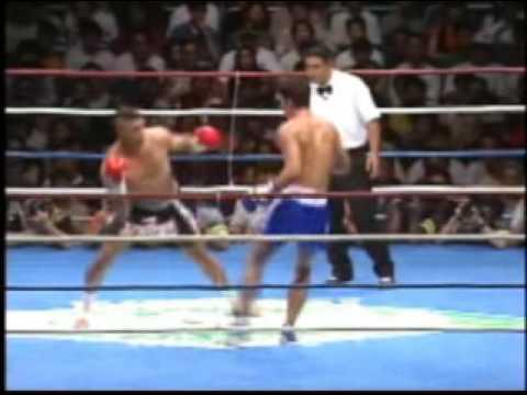 Musashi vs Patrick Smith K-1 Revenge '95 (1/8)