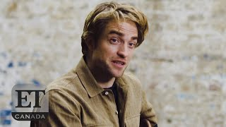 Robert Pattinson Talks 'The Batman'