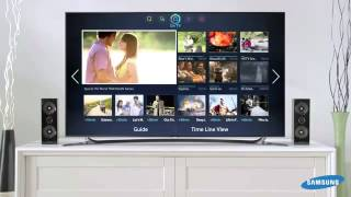 The New 2013 Samsung Smart TV- Entertainment