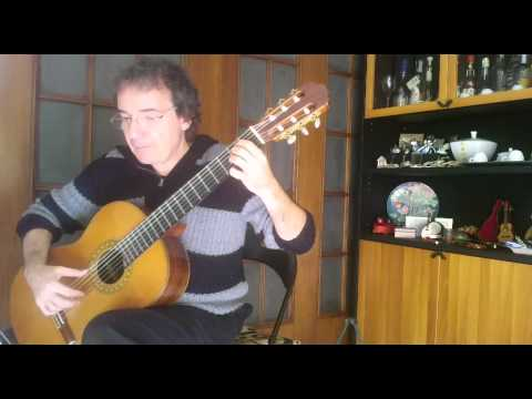 The Good, The Bad and The Ugly  (Classical Guitar Arrangement by Giuseppe Torrisi)