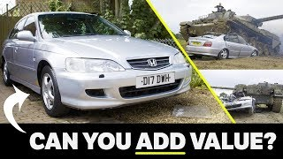 Can You Really Add Value To A Car By Detailing It?
