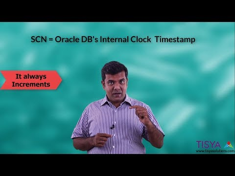 System Change Number in Oracle Database - SCN - DBArch Video 26