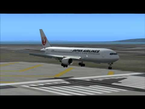 767-300ER JAL TOKYO NARITA - SEOUL INCHEON