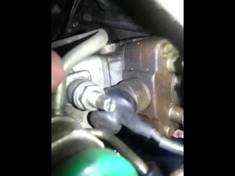 How to bleed or prime a Diesel fuel system? - Jackaroo Hard To Start