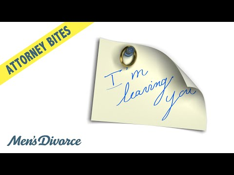What To Do If You Are Served With Divorce Papers - Attorney Bites