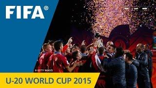 Brazil v. Serbia - FINAL Match Highlights FIFA U-20 World Cup New Zealand 2015