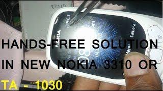 Nokia 3310 Headphone Mode Problem How To Fix | Music Jinni