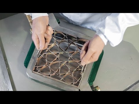 Encaustic cement tiles factory - Mosaic del Sur©