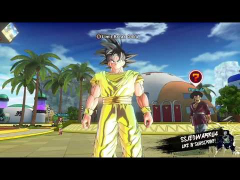 How to get the Full Golden Turtle Hermit Gi Set Xenoverse 2