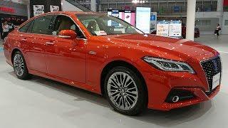 2020 Toyota CROWN 3.5 HYBRID G Executive (S220) / In Depth Walkaround Exterior & Interior