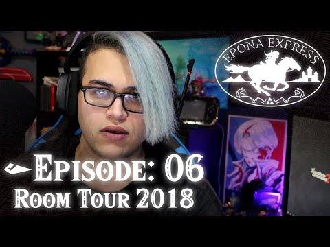 Epona Express - Episode 6 (Room Tour & Q&A)