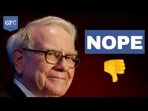 Warren Buffett: Ignore Him for Wealth Building Advice 🙉