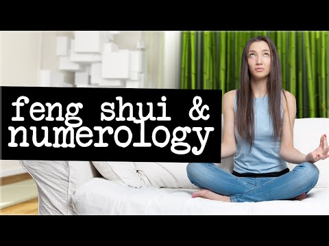 Feng Shui Numbers: Numerology & Feng Shui Lucky Numbers