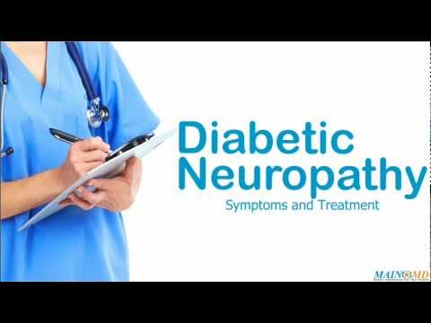 Diabetic Neuropathy ¦ Treatment and Symptoms