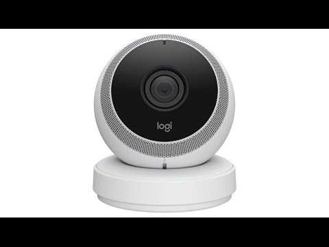 Logitech Adds Portability to Domestic Monitoring