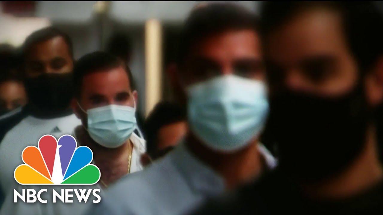 NBC Nightly News Broadcast (Full) - July 24th, 2021
