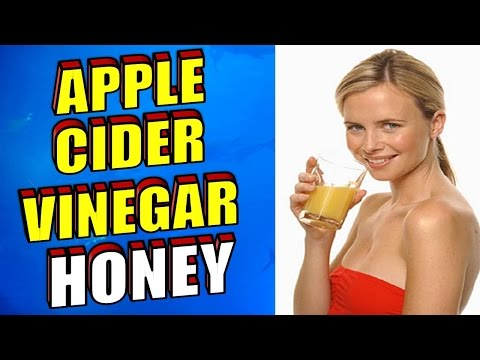 Top Ten Health Benefits of Apple Cider Vinegar & Honey Morning Drink