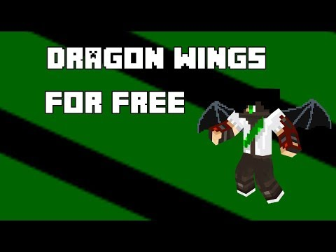 HOW TO GET DRAGON WINGS/LABY MOD 1.12.2/1.8.9
