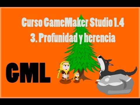 Curso de desarrollo de juegos en GameMaker: Beat'em up Parte 3- Profundidad y herencia