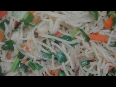 Veg Noodles | Restaurant Style | Recipe | English subtitles | Gowri Samayalarai