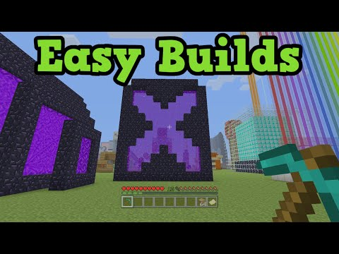 5 Easy Building Ideas For Minecraft
