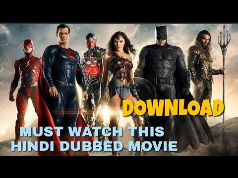 Download Justice League in hindi full movie watch and download