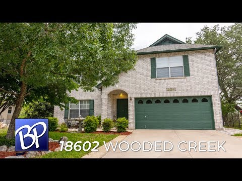 For Sale: 18602 Wooded Creek, San Antonio, Texas 78259