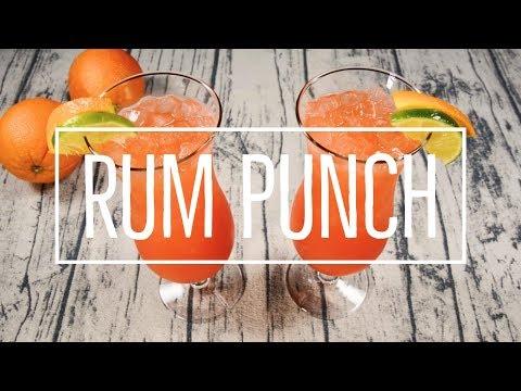 Rum Punch | CheapCaribbean.com